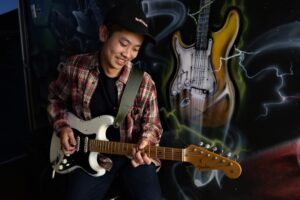 guitar tution